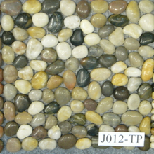 Colorful Polished Pebbles