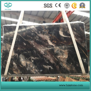 China Black Marble,universal Black Slabs