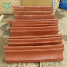 Red Sandstone profile for wall