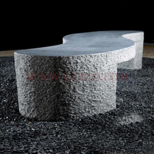 HZX-G654 Grey Granite Bench