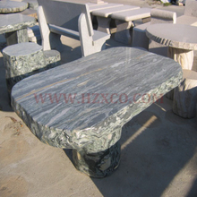 Grey Granite polished garden Table