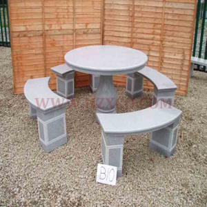 HZX-G603 Grey Granite Table